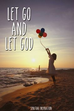 Let Go and Let God. - God Loves You - Share or Like if you feel his love - http://www.facebook.com/pages/God-Loves-You/177820385695769