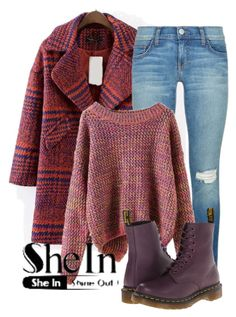 """""""♥"""" by elablue123 ❤ liked on Polyvore featuring Rebecca Minkoff and Dr. Martens"""
