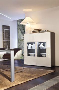 esszimmermobel von hulsta, pin by hülsta official on vitrinen / glass cabinets | pinterest, Design ideen