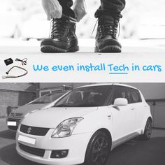 Dont forget about the #tech and #IT thats inside your #car! We do a lot more #techie stuff than you might think!  www.how2useit.co.uk