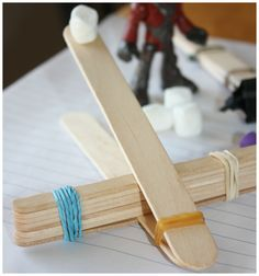 Image result for construction ideas paddle pop stick