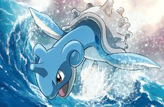 Welcome to the world of Pokemon Lapras Pokemon, Cool Pokemon, Pokemon Games, Pokemon First Generation, Stick Art, Catch Em All, Dancing In The Rain, Mythical Creatures, Sonic The Hedgehog