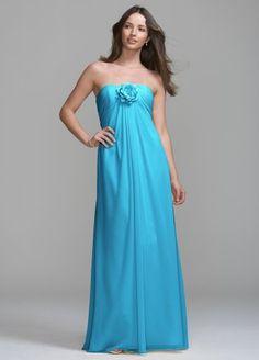 David's Bridal Bridesmaid Dresses Long Chiffon « Dress Adds Everyday