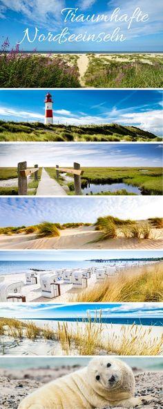 Seid ihr euch der Schönheit unserer Nordseeinseln eigentlich bewusst? Ob Amrum, Baltrum, Borkum, Föhr, Helgoland, Juist, Langeoog, Norderney, Pellworm, Spiekeroog, Sylt oder Wangerooge - sie alle haben einen ganz besonderen Charme! Wer seinen Strandurlaub gerne an der deutschen Nordsee verbringen möchte, kann sich in diesem Artikel über die Schönheit der Inseln informieren!