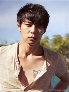 Micky Park Yoochun (JYJ) (Actor/singer) - a brilliant actor, sexy voice.