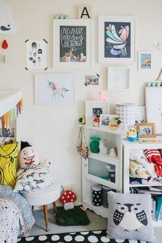 Laura Blythman's Neon Dream Home