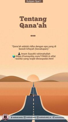 Hadits Qanaah : hadits, qanaah, Motivasi, Hijrah, Lillah, Ideas, Islamic, Quotes,, Muslim, Learn, Islam