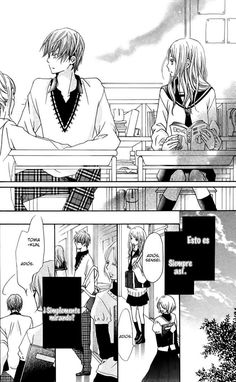 Kimi to Kyun Koi- Shiyou Capítulo 1 - Historia 1-Kimi to Kiss Shitai página 25 - Leer Manga en Español gratis en NineManga.com