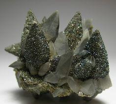 Calcite with Marcasite