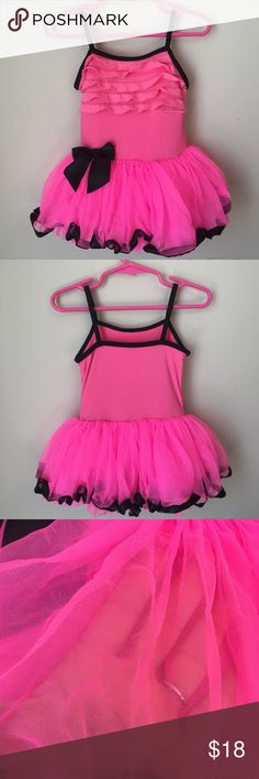 🎉HP🎉Pink Ballet Tutu Leotard Todder 2T/3T READY TO SHIP!!! VGUC, no stains or holes but some wear on the tutu. If you need additional photos or measurements, let me know and please check out my closet for more items! Offers accepted and bundle discounts!!  I thoroughly inspect each item and strive to make every transaction a wonderful experience. Costumes Dance