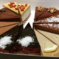 Raw Cake anyone? Raw Cake, The Dish, Helsinki, Raw Food Recipes, Feta, Catering, Cheese, Dishes, Catering Business