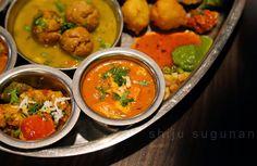 Dal Bati Churma, Paneer Maharani, Bikaneri Tomato..
