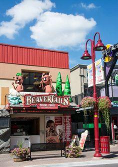 We've got your snack attack fix! Clifton Hill, Niagara Falls, Ontario, Canada