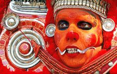 Theyyam is an art form practiced only in Kerala and that too in a select part of its Northern Districts of Kannur, Kasragode and Calicut.  It is an ancient dance form and a precursor to the more stylised and less vigorous Kathakali. Steeped in ancient history it is a wonderful mix of the ethnographic influences in the state of Kerala. The Theyyam performances are held in clan groups and all the members get  their resources together and have it conducted year after year within a dwindling…