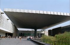 National Museum of Anthropology. Mexico City.
