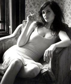 Eva Green, actrice française.