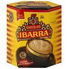 Ibarra Chocolate Tablets 19 Oz Pack of 2 for sale online Mexican Mole Sauce, Amex Card, Grocery Basket, Mexican Hot Chocolate, Safe Food, Mexican Food Recipes, Eat, Chile, Walmart
