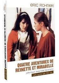4 aventures de Reinette et Mirabelle [Vídeo-DVD] / Eric Rohmer