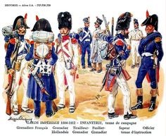 The Offical Napoleon Total War Historic Uniforms Thread Military Art, Military History, Military Uniforms, First French Empire, War Of 1812, Total War, French Army, French Revolution, Napoleonic Wars