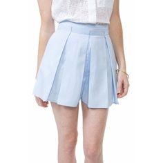Sarah Skort in Blue Chambray by Southern Proper #$50-to-$100 #2 #4