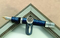 Krone has created a limited edition Amelia Earhart fountain pen in a