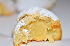 Marzipan Pillow cookies  - top 5 best cookie list