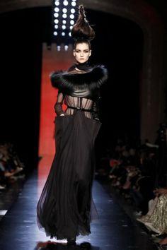 Jean Paul Gaultier Fall Winter Couture 2013 Paris