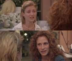 Julianne Potter: Crème brûlée can never be Jell-O. YOU could never be Jell-O.  Kimmy Wallace: I HAVE to be Jell-O!  Julianne Potter: You're never gonna be Jell-O!   Movie Quote of the Day - My Best Friend's Wedding, 1997 (dir. P.J. Hogan)
