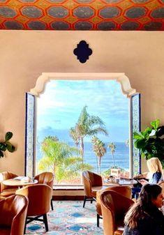 La Valencia Hotel, Mirror, Furniture, Home Decor, Decoration Home, Room Decor, Mirrors, Home Furniture, Interior Design