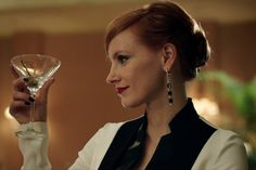 'Miss Sloane' trailer: Jessica Chastain slow burns in exclusive first look at political thriller