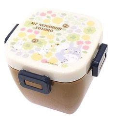 Bento Lunch Box - 620ml - 4 Lock - microwave & dishwasher - Totoro - 2015 (new)