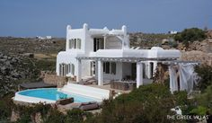 Mykonos Luxury Villas, Mykonos Villa Miley, Cyclades, Greece