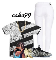 """i don't wanna talk if you ain't talking money"" by cake99 ❤ liked on Polyvore"