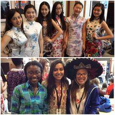 International clothing day!