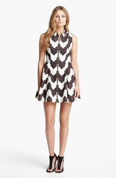 Opening Ceremony 'Kingston' Print Dress available at #Nordstrom