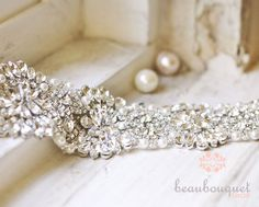 Bridal Sash Wedding Sash Bridal Belt Wedding Belt Rhinestone Sash Crystal Sash Bridal Accessories Wedding Accessories by beaubouquet on Etsy https://www.etsy.com/listing/236649119/bridal-sash-wedding-sash-bridal-belt
