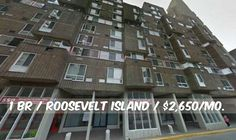 1 BR apt for rent in Roosevelt Island at $2,650/mo.Elevator,Laundry. Contact us for details.Web ID:135213. #NYCApartments #MovingToNYC #NYCrentals #ApartmentHunting #Moving #NYC #NoFeeApt