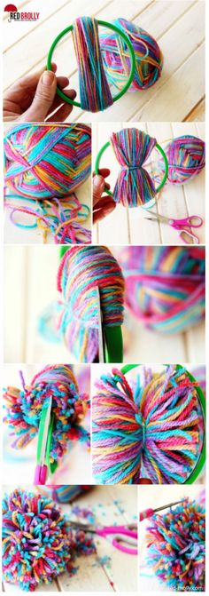 use-embroidery-hoops-to-make-pom-poms-by-Red-Brolly
