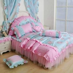 The bedroom of the little princess #BooksToBed #StoryRooms #CharacterDesign #FantacyBedroom