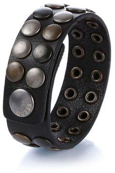 Guess Leather Bracelet