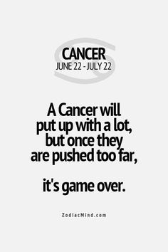 Daily Horoscope Cancer Zodiac Mind Your source for Zodiac Facts Daily Horoscope Cancer, Cancer Zodiac Facts, Cancer Horoscope, Cancer Quotes, Gemini And Cancer, Horoscopes, Zodiac Mind, My Zodiac Sign, Zodiac Quotes