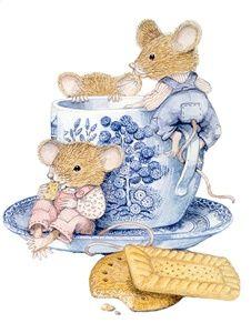 bunnies Beatrix Potter, Čajové Konvice, Susan Wheeler, Marjolein Bastin, Myš Domácí, Animace, Zvířecí Ilustrace, Umění Pro Děti, Animaux