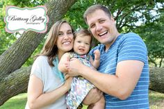Family Pictures 12 Month Baby   Brittany Gidley Photography LLC