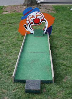 portable mini golf