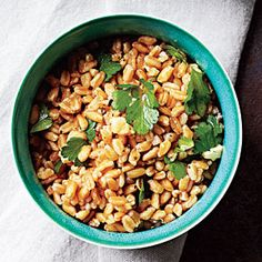 If you can't find precooked farro, substitute precooked or boil-in-bag brown rice.