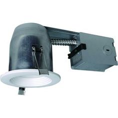 Utilitech Pro�White LED Remodel Recessed Light Kit (Common: 3-in; Actual: 3-in)