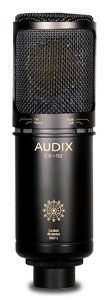 Audix CX 112B, large diaphragm condenser microphone