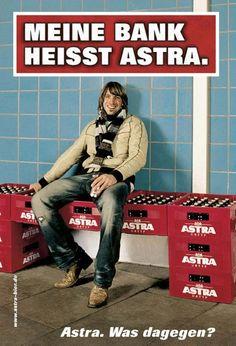 Astra Bank Advertising