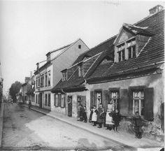 Apostelstrasse Leipzig Lindenau 1890 Leipzig, City
