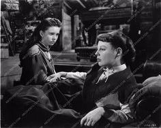 photo Judy Garland Margaret O'Brien film Little Women 3355-02